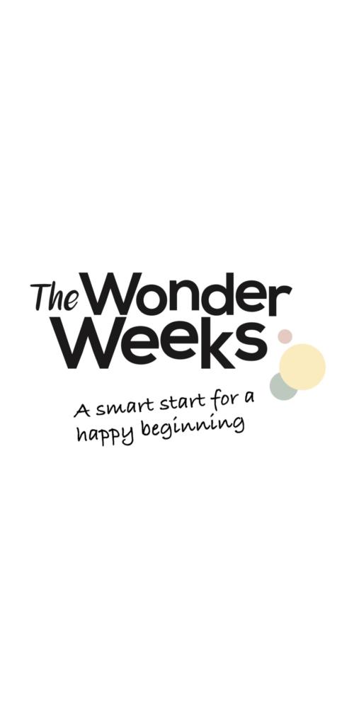 The Wonder Weeks homepager screenshot for iPhone