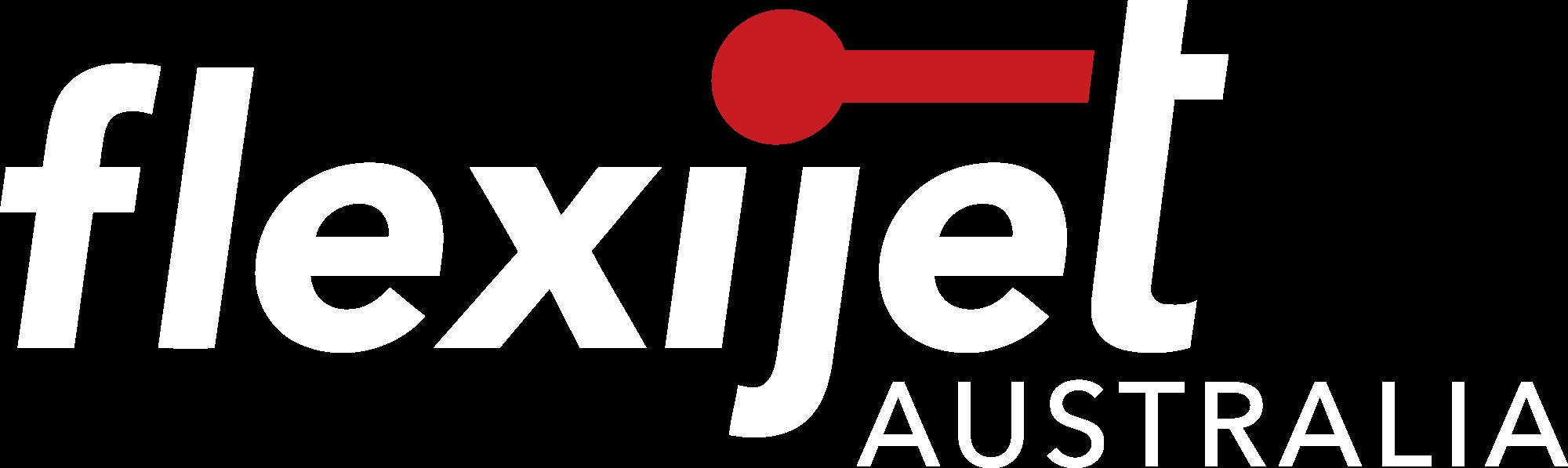 Flexijet Australia logo.
