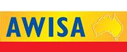 AWISA logo.