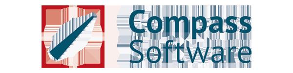Compass software logo.
