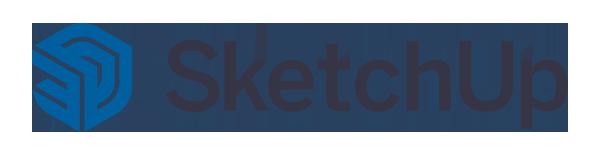 SketchUp software logo.