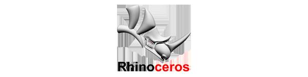 Rhino software logo.