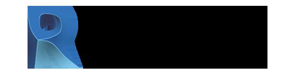 Autodesk REVIT software logo.