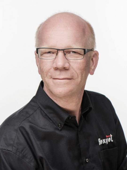 Christian Roesch, CEO and head of software development Flelxijet GmbH.