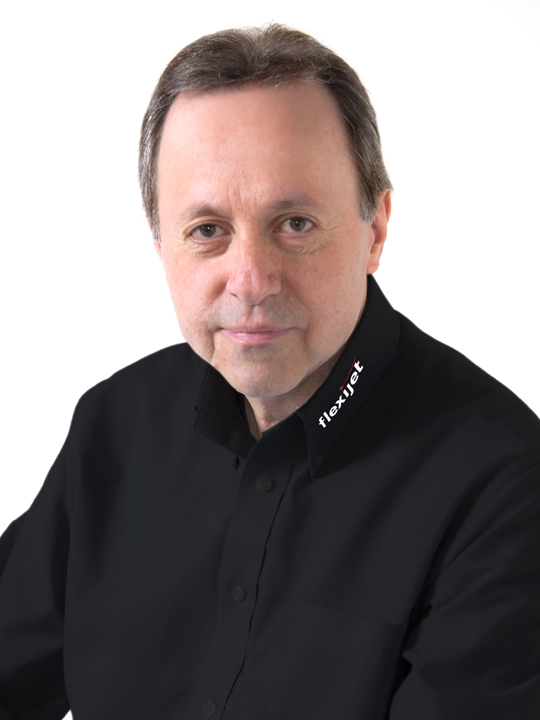 Peter Zoumboulakis, Director at Flexijet Australia.