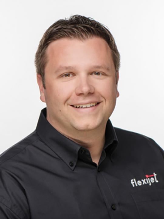 Daniel Frisch, CEO Flexijet GmbH.