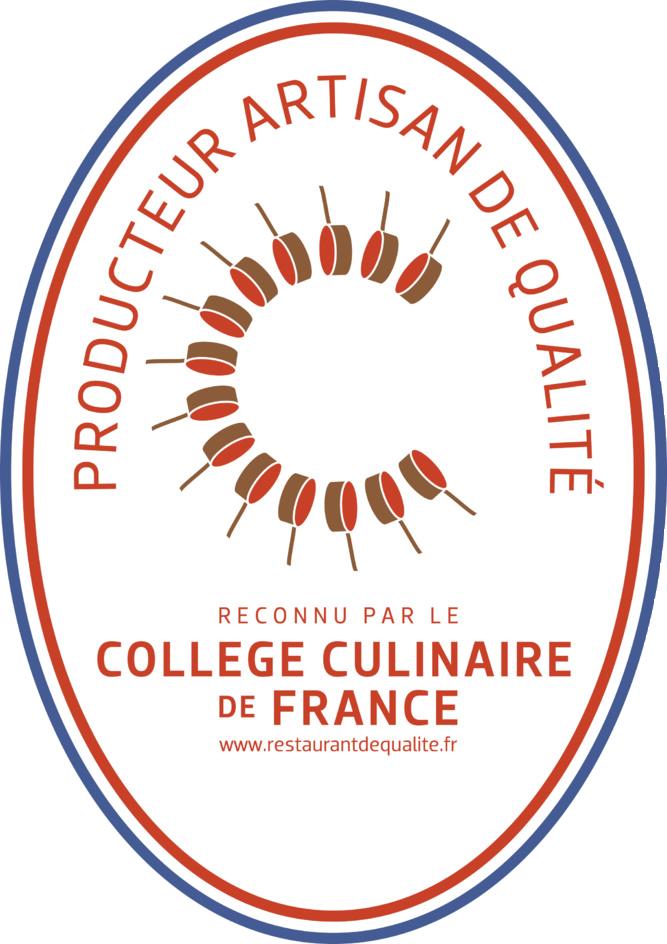 Membre du Collège Culinaire de France