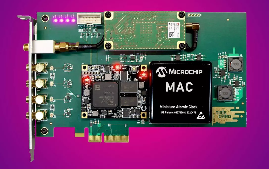 Facebook Open-sources Its Newest Hardware, the Time Appliance Project