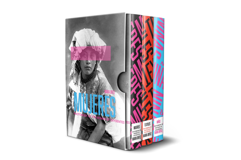 Guatemalan book covers by Lauren Ortega