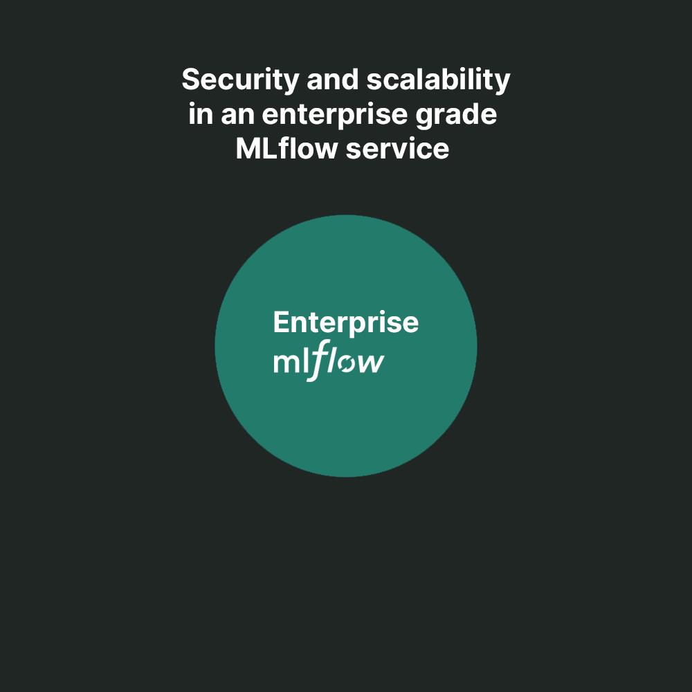 InfinStor MLflow is an enterprise grade MLflow service.