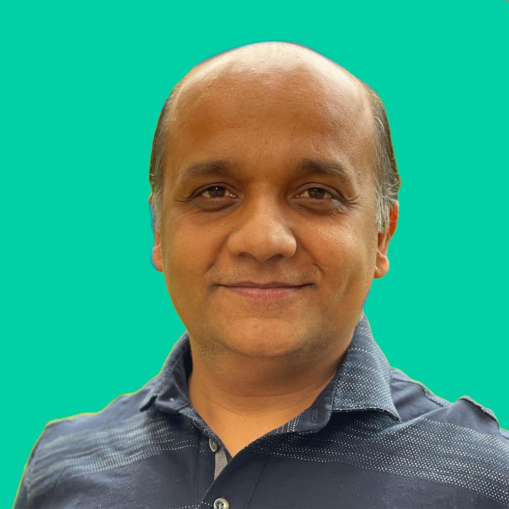Photo of Jitendra Pandey
