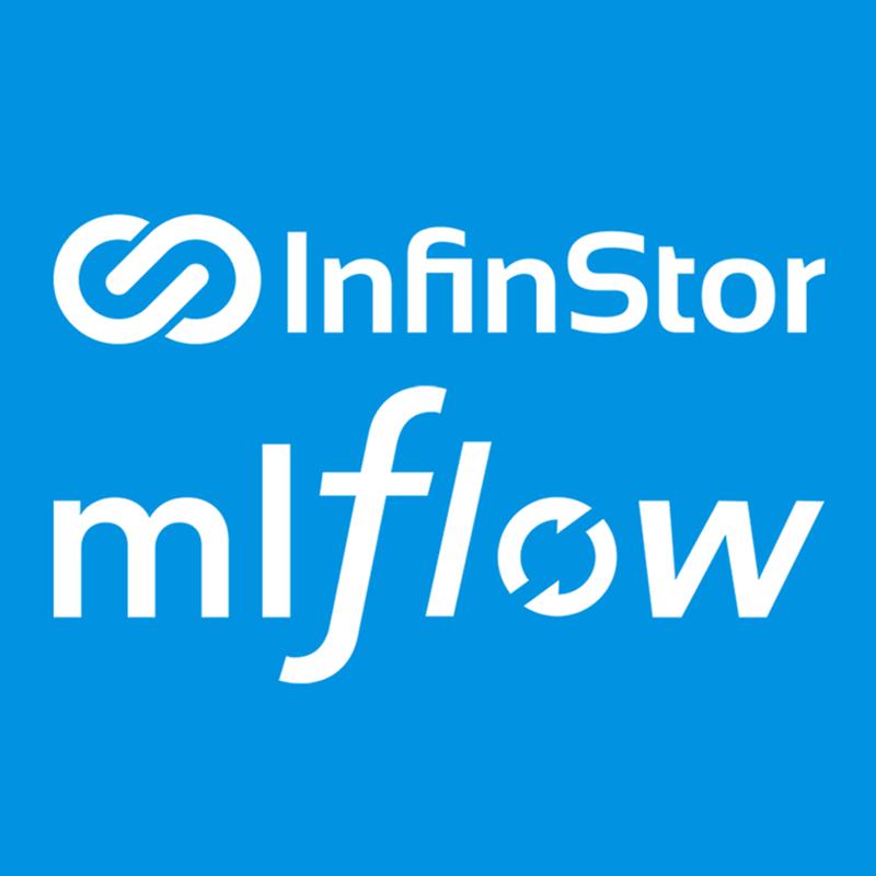 InfinStor MLflow Logo