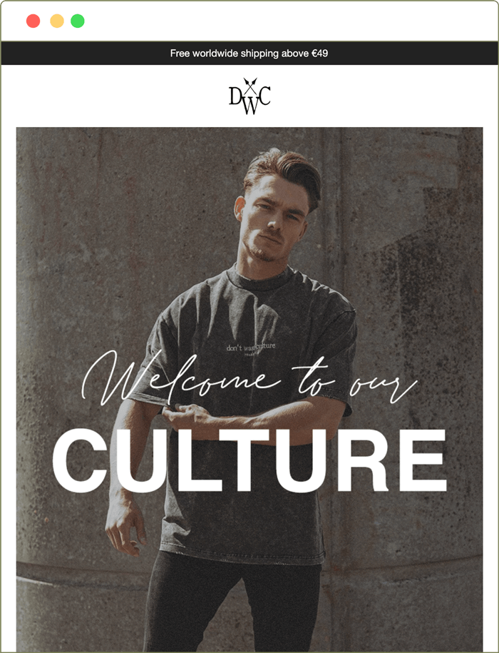 Dont Waste Culture