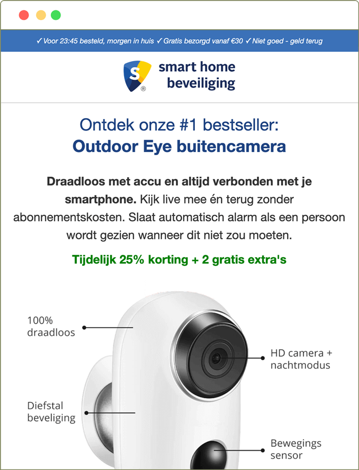 klaviyo-email-smart-home-beveiliging