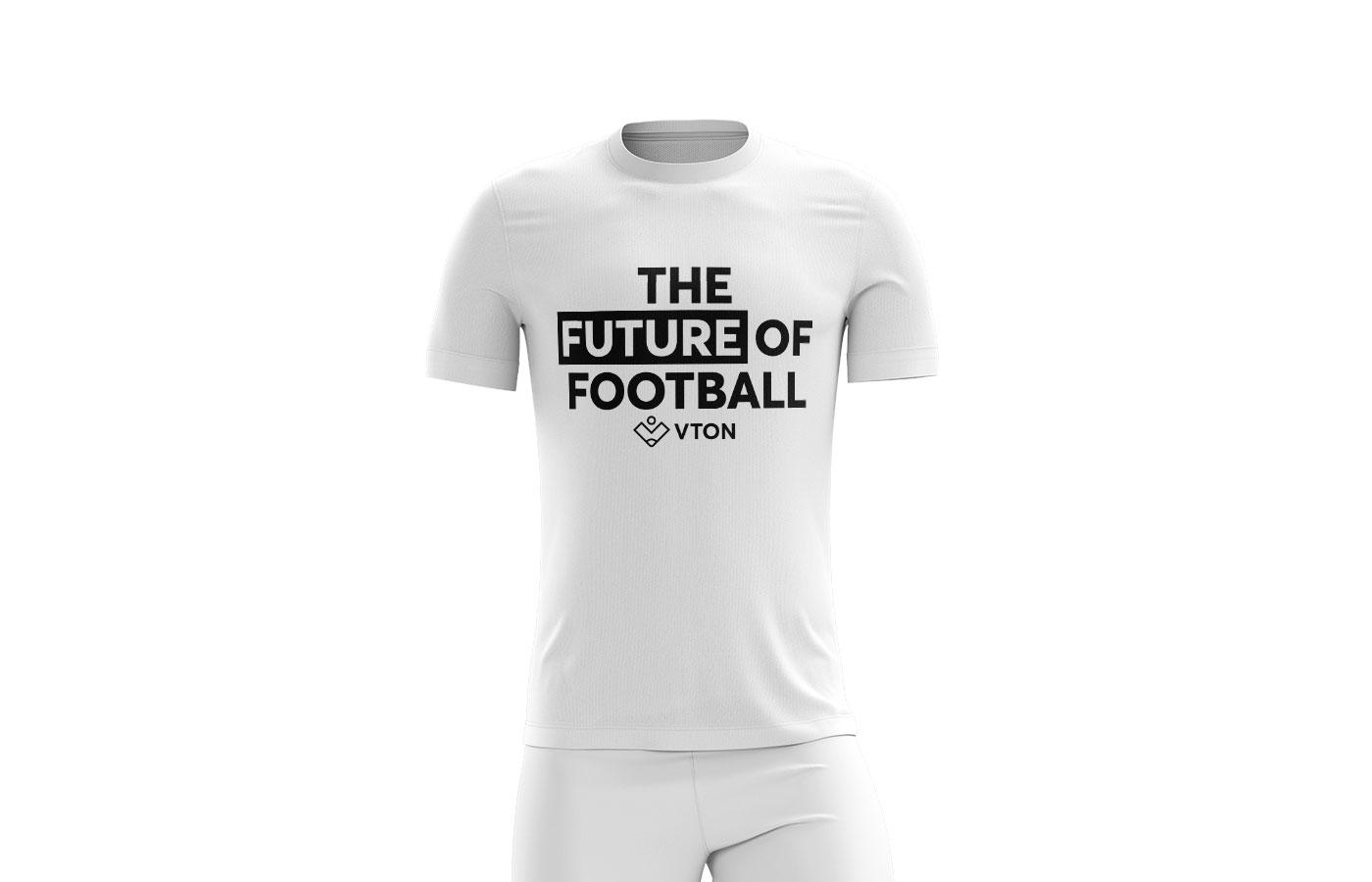 Merchandise t-shirt wit