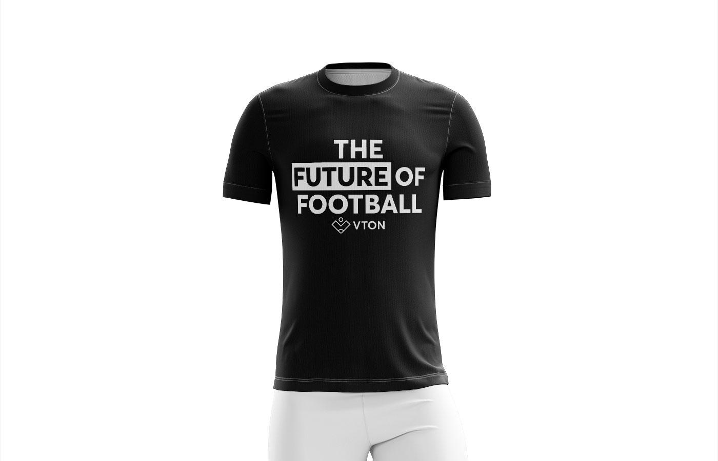 Merchandise t-shirt zwart