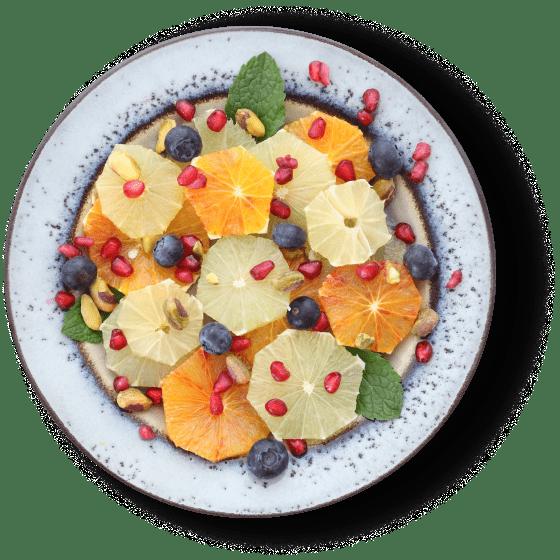 Bild zeigt eine Mahlzeit