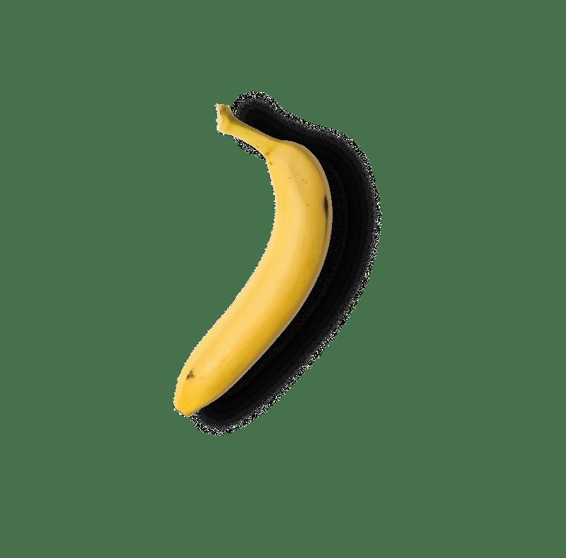 Bild zeigt Banane