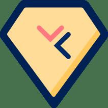 Icon symbolisiert VisioLab Logo