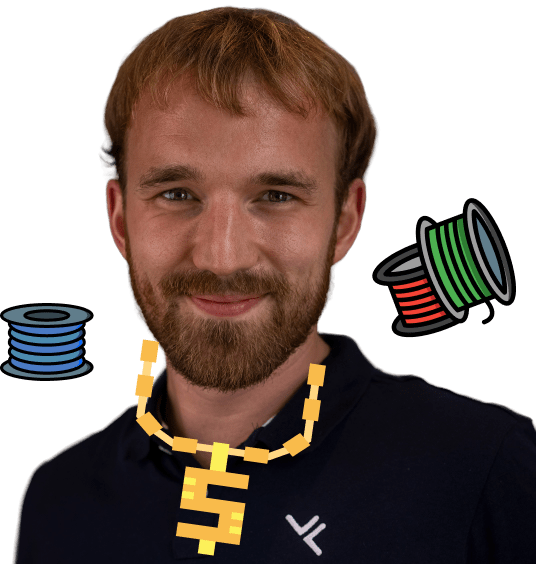 Portrait Bild mit Fun Facts über Chris