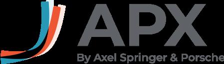 Bild zeigt Logo von APX