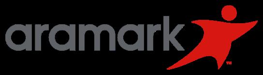 Bild zeigt Logo von aramark