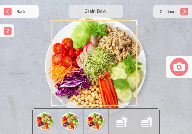 Bild von VisioLabs Kamera Interface