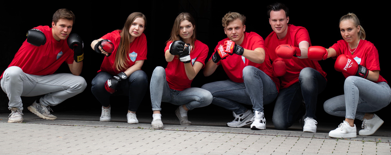 Team Wittener Preis für Gesundheitsvisionär:innen 2021