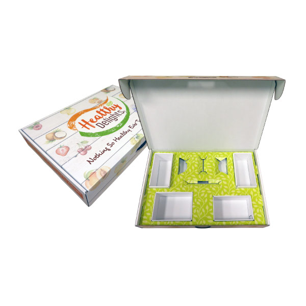Corrugated Products Packaging - Healthy Delights