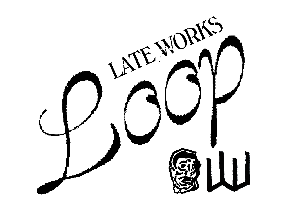 Late Works LOOP logo