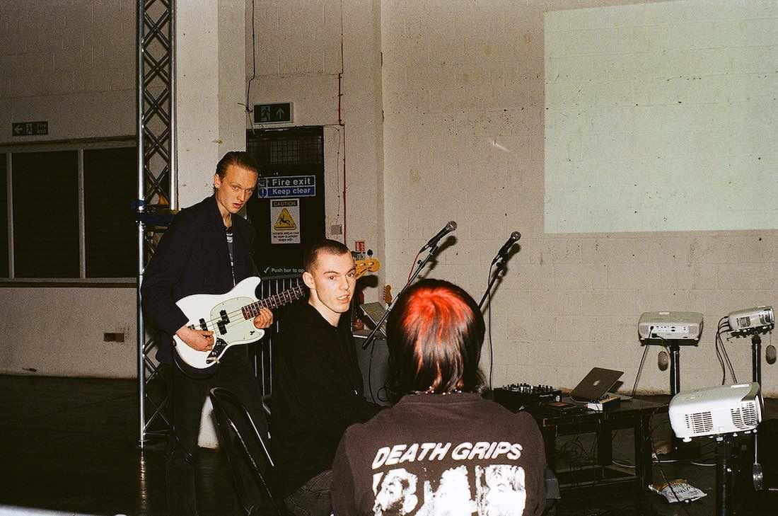 Cy Worthington, Finn Carter & Wyka at Late Works: LOOP