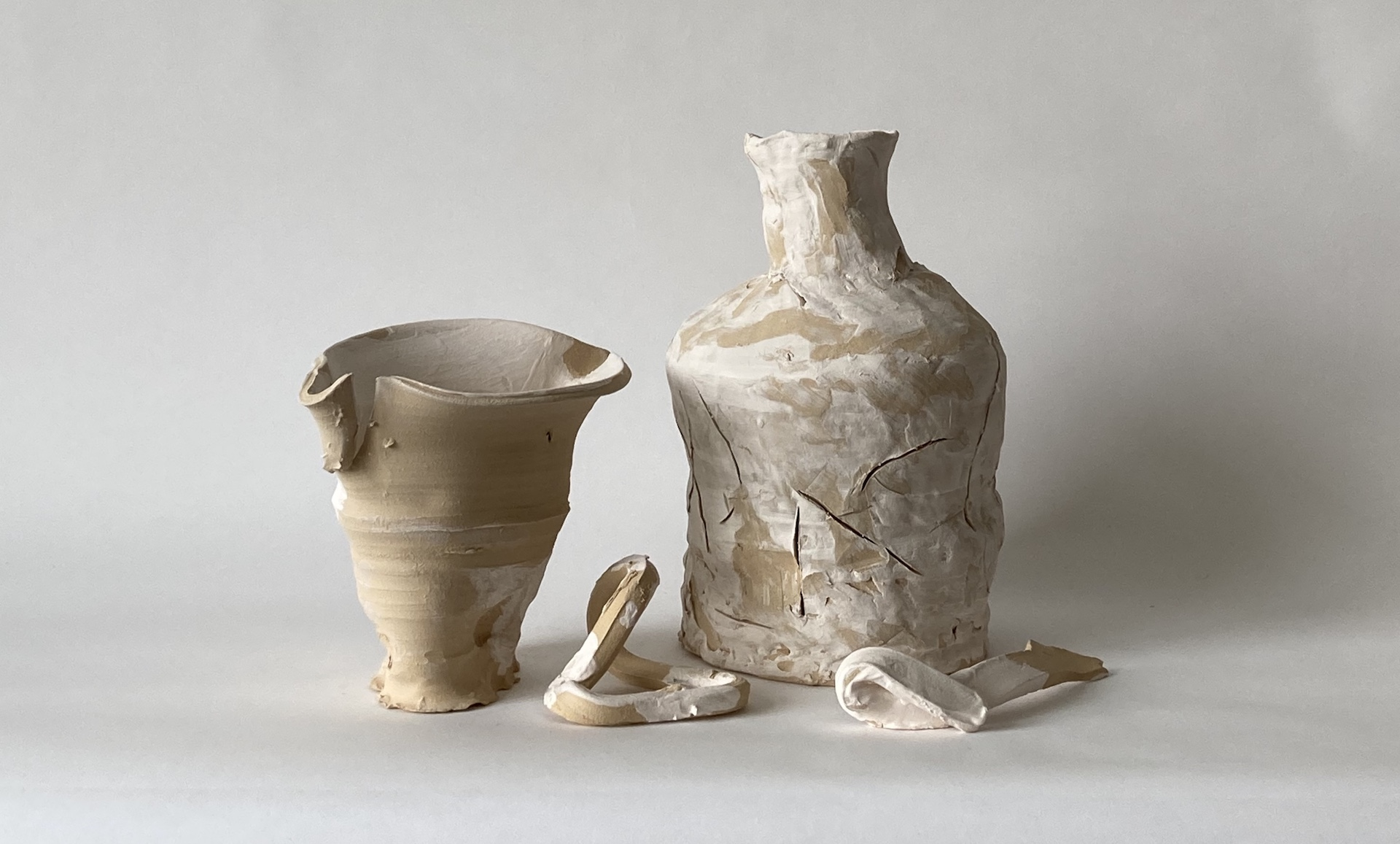 Celeste McEvoy & Gareth Barker's ceramics.
