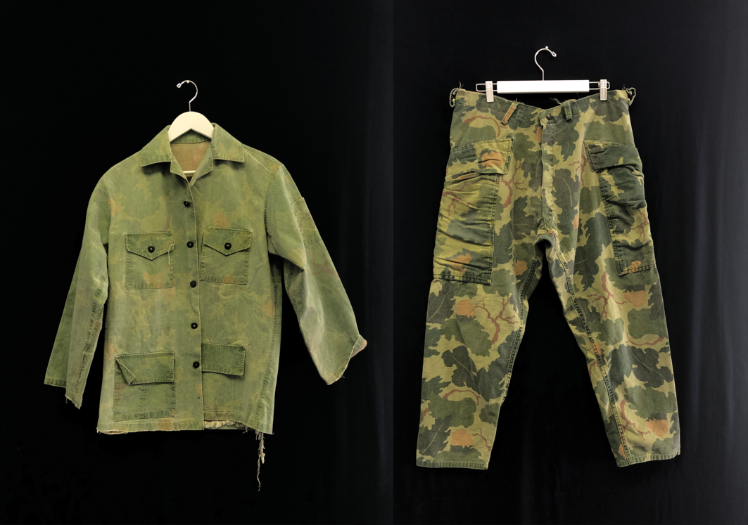 Not For Sale: Mitchell Camouflage
