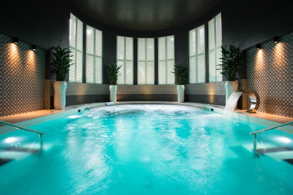 Hedon Spa pool