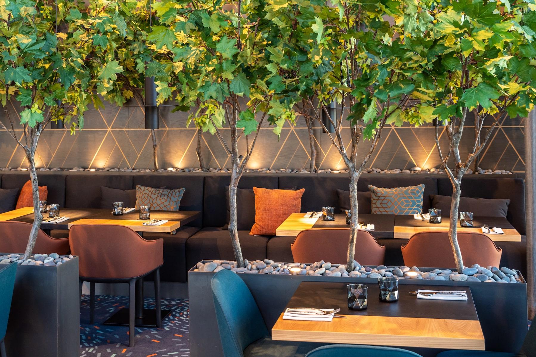 Kalev Spa restaurant