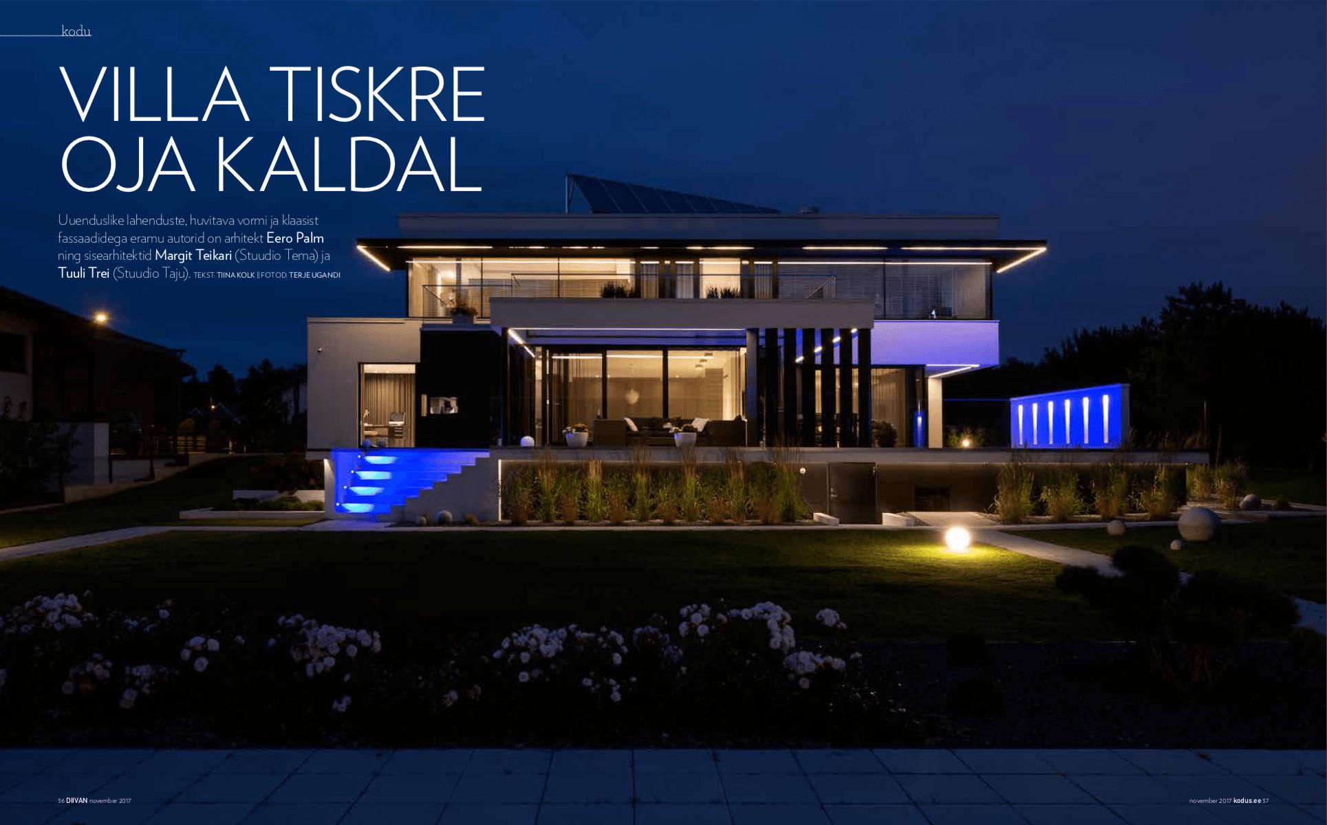 Villa Tiske Oja kaldal