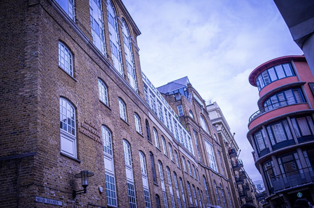 Management Services - Anchor Brewhouse in Tower Bridge area