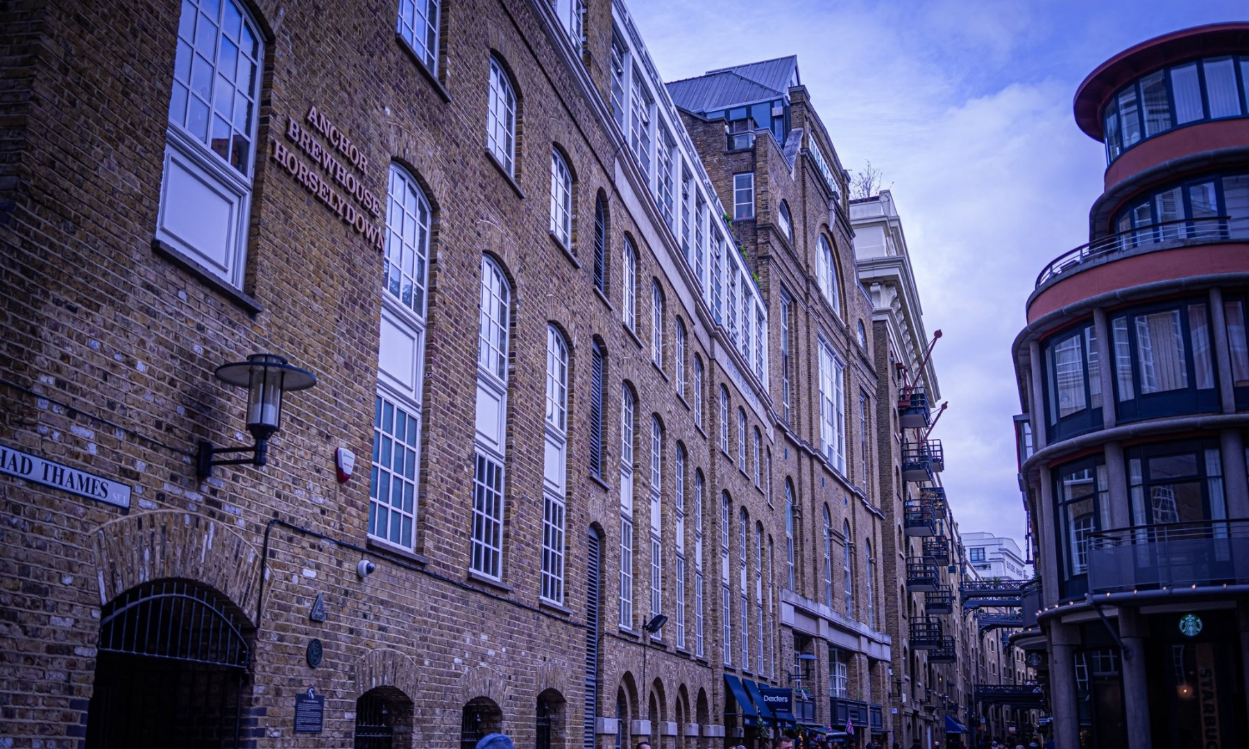 Anchor Brewhouse in Bermondsey, London