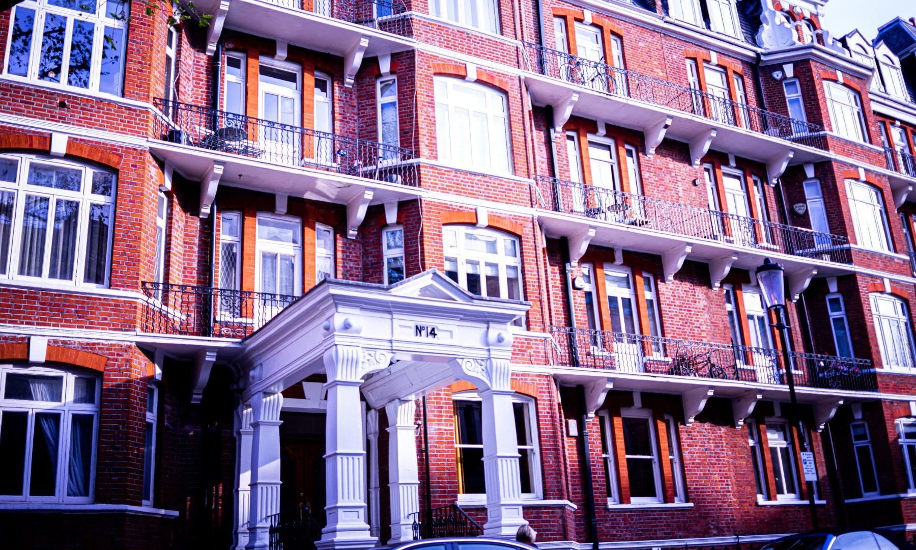 Carlton Mansions, Holland Park.