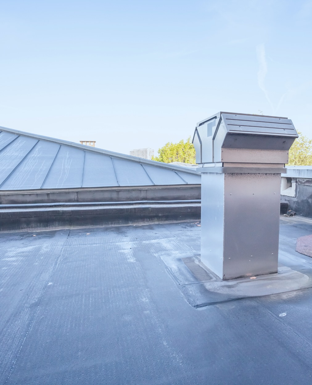 Flat and Tiled Roofing Services in London