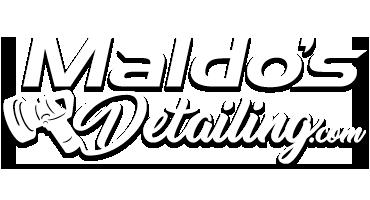 Maldo's Detailing Company Logo