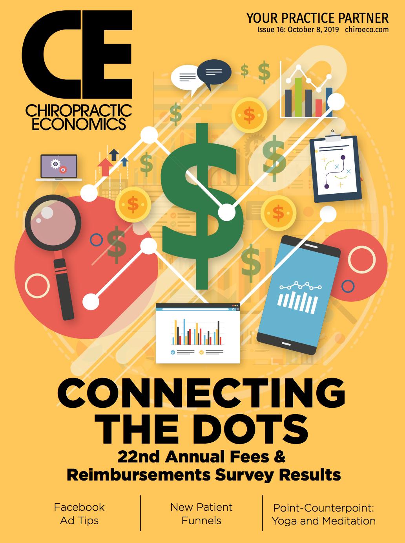 Chiropractic Economics Magazine Cover 2