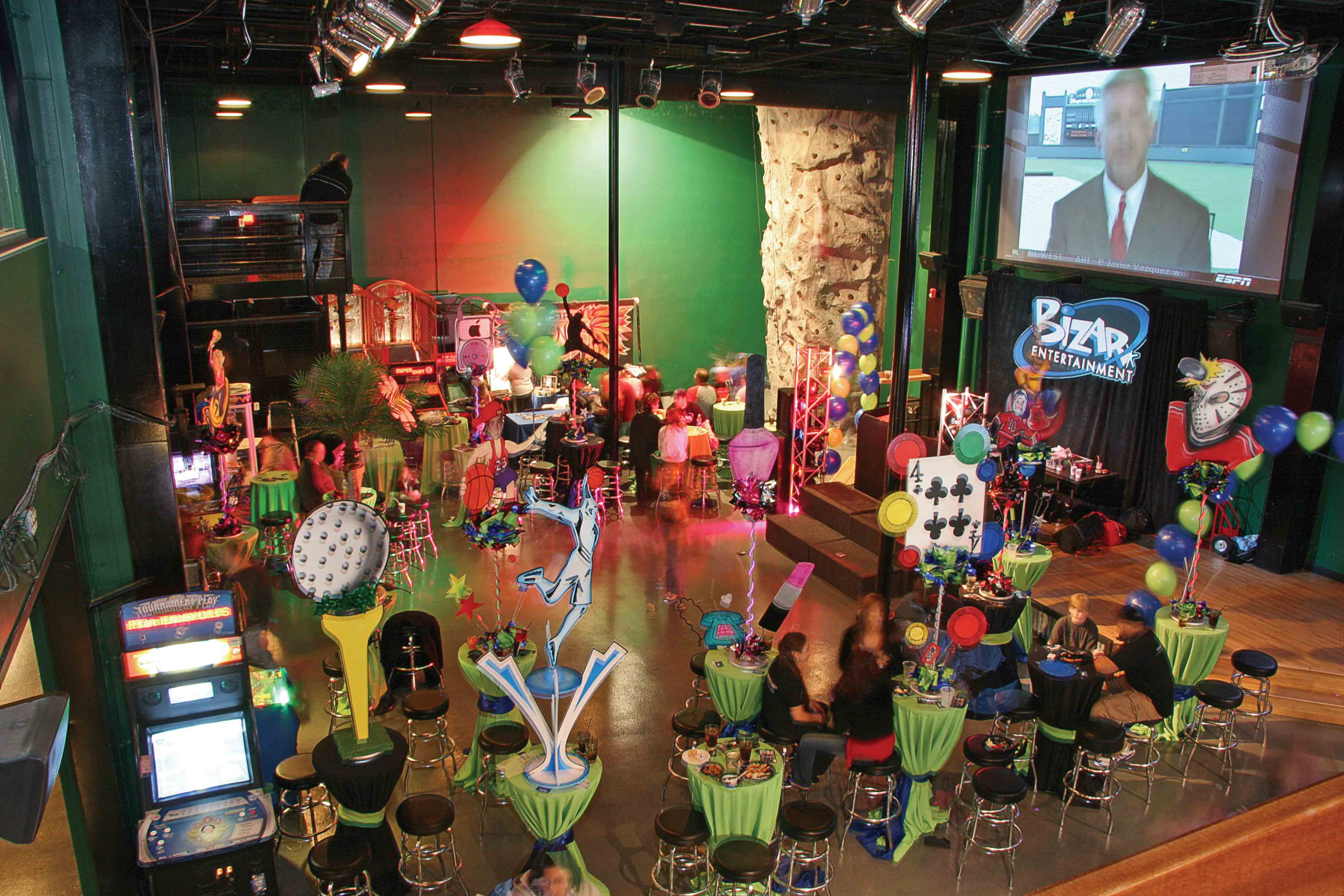 Bar Mitzvah Venue