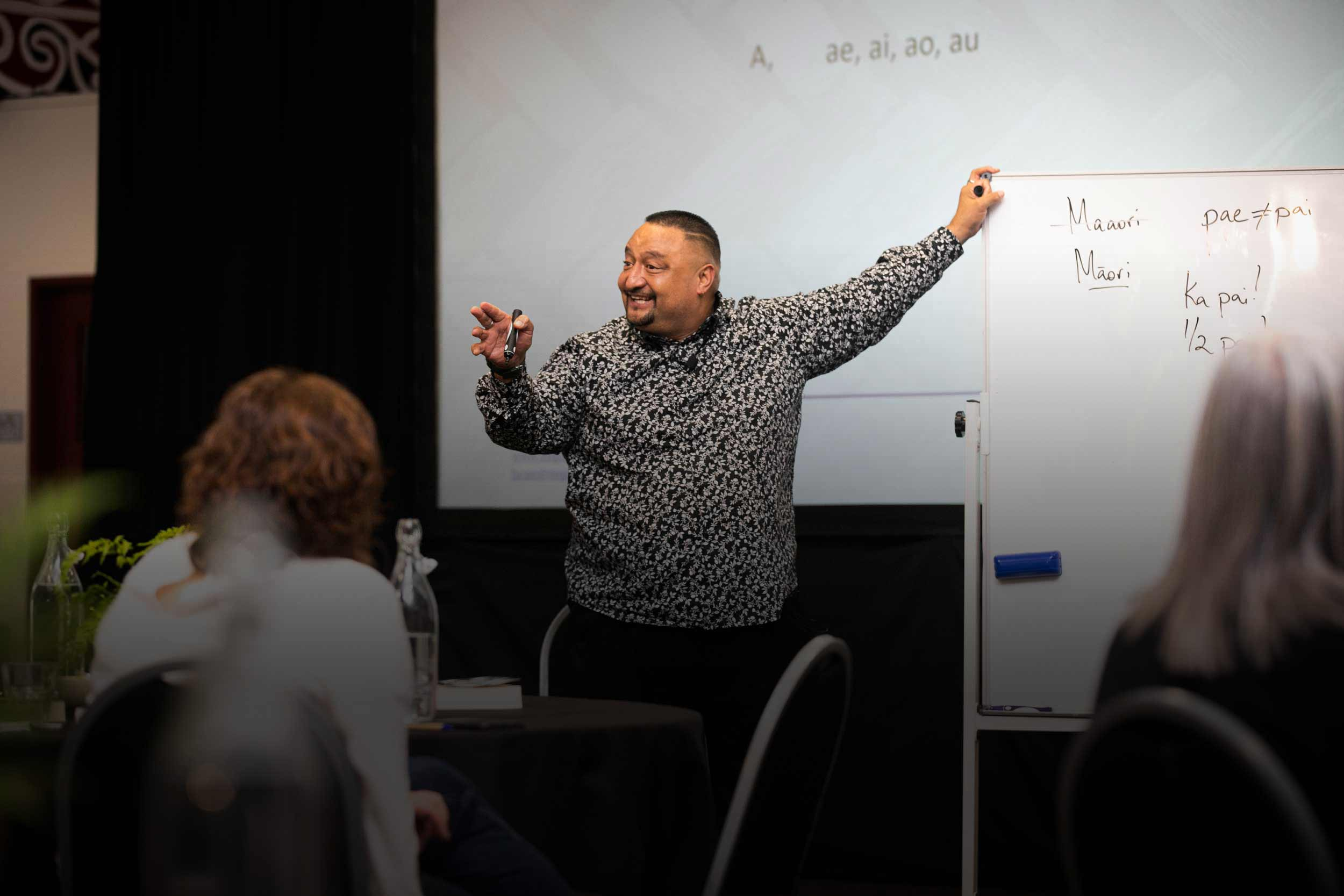 Engaging-Well - leading toward cultural intelligence in order to engage effectively with Māori. Engaging-Well services, Te Tiriti O Waitangi, Cultural Competence, Te Reo Māori and Tikanga Māori, Mentoring & Advice and Māori Performing Arts.