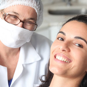 root canal dentist treatment patient