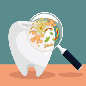 germs and bacteria on teeth
