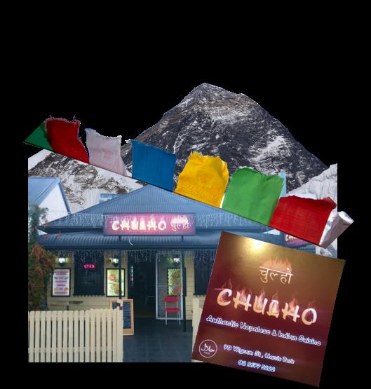 Chulho Nepalese restaurant at harris park