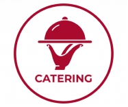 catering service icon - home catering of your choices of meals