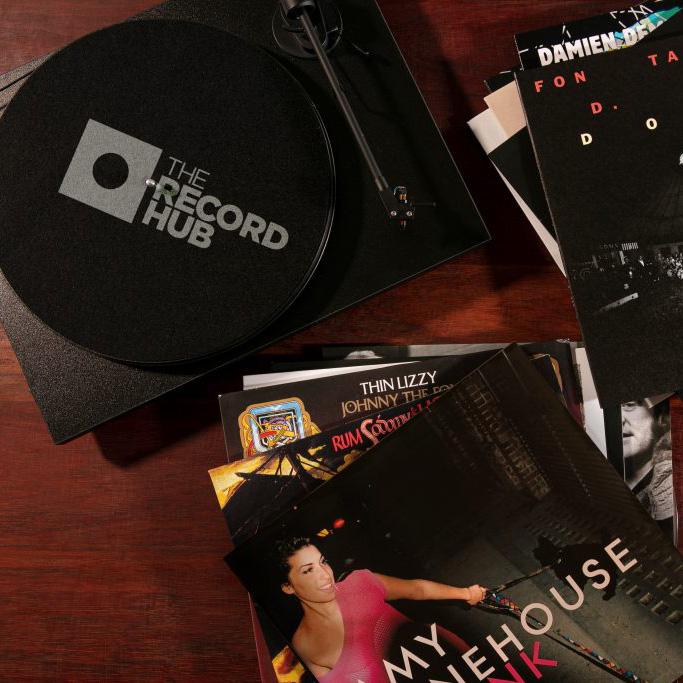 The Record Hub