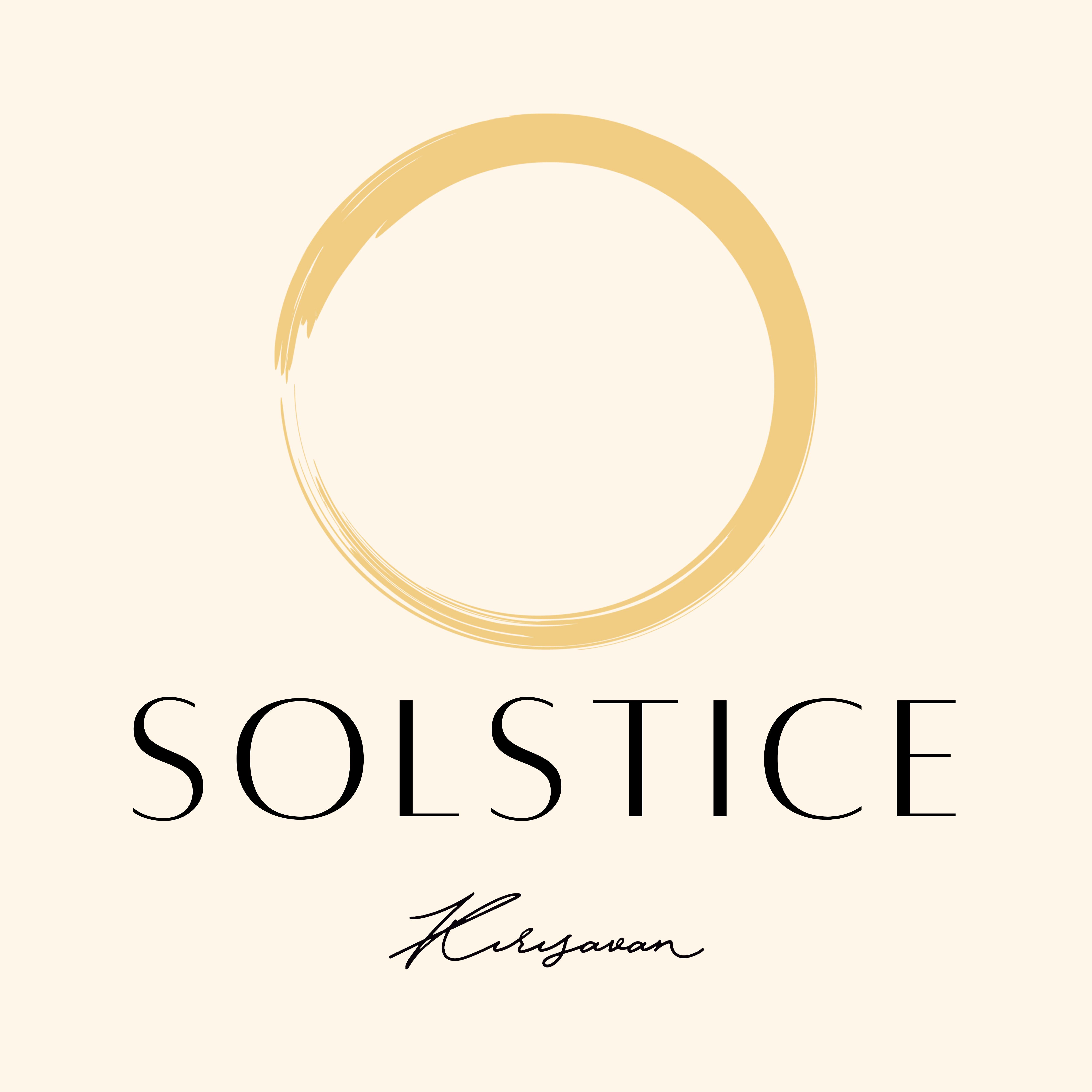 solstice logo restaurant borgloon